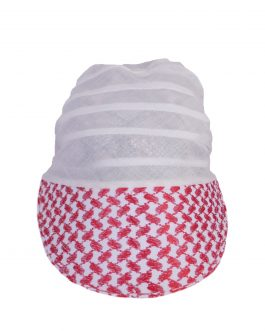 Women's 3 part cap with design sports wear